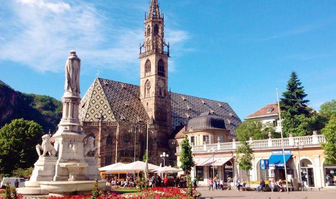Bolzano, Austrian beauty, Italian flair, Italian culture, Italian heritage, Italian american, Italian news, Italian traditions