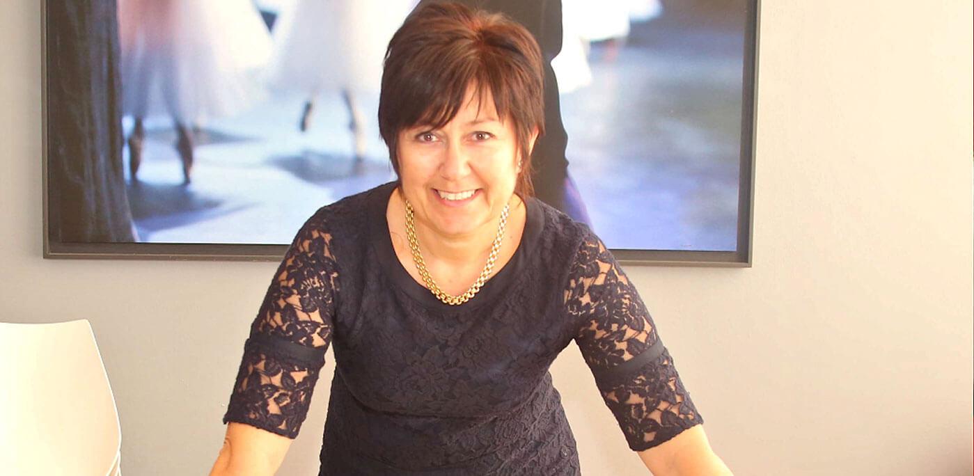 Elisabetta Ciardullo, president of Think Italian! Events - Photo by Pina Di Cola