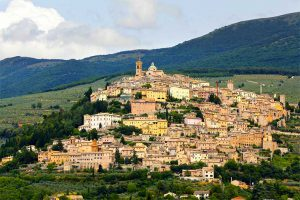 Spotlight on Montefalco: Standing on the Balcony of Umbria