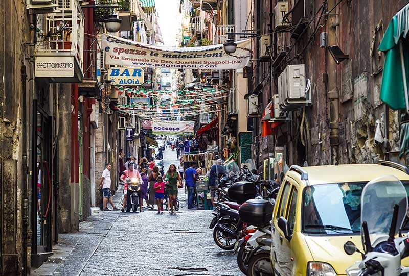 The Heart And Soul Of Naples History And Poetry Of The Quartieri Spagnoli L Italo Americano Italian American Bilingual News Source
