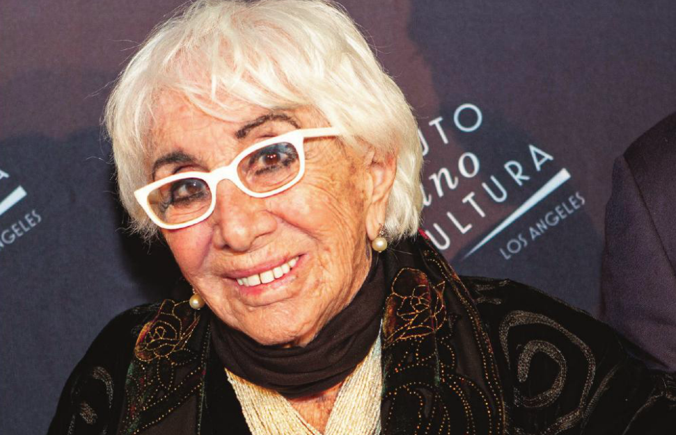 Director  Lina Wertmüller receives honorary  Oscar and  Walk of Fame Star