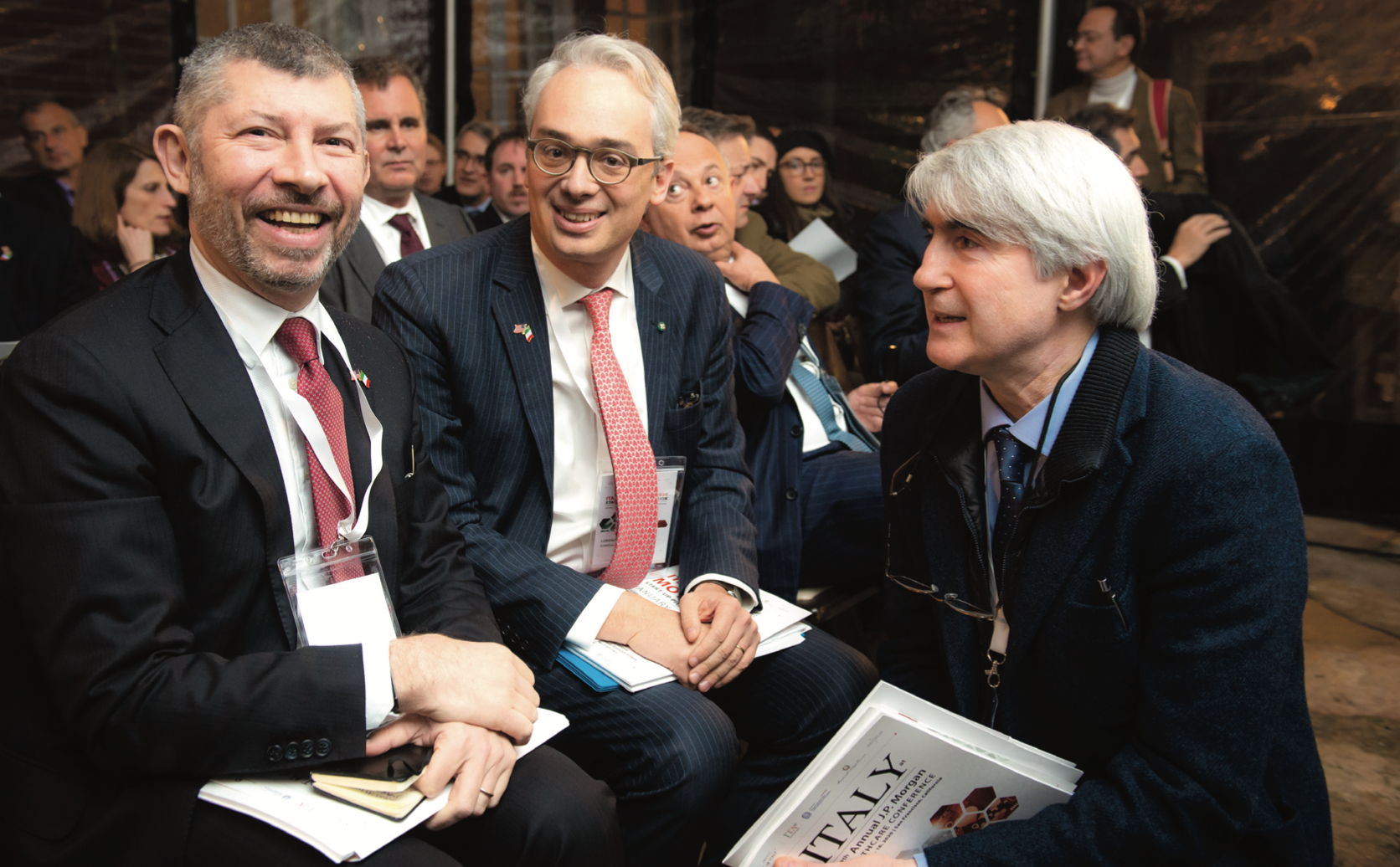 The J.P. Morgan Healthcare Conference in San Francisco opens opportunities for Italian healthcare and pharmaceutical companies