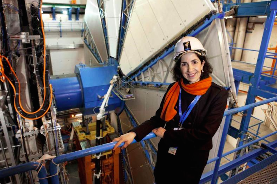 Italian Scientist, Fabiola Gianotti, Takes Over as Director at CERN